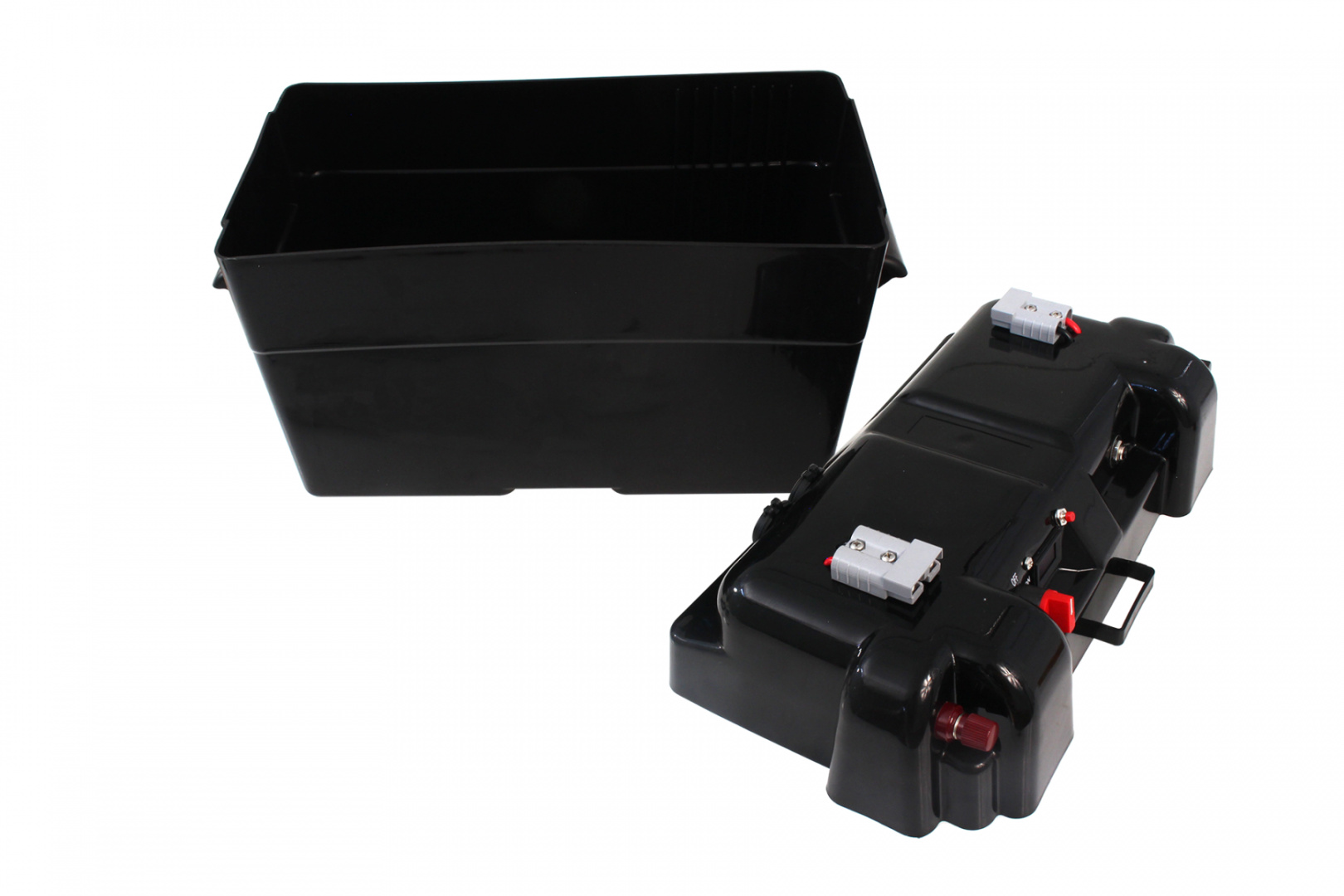 Skrzynka obudowa akumulatora Solar 350x200x225 - GRUBYGARAGE - Sklep Tuningowy
